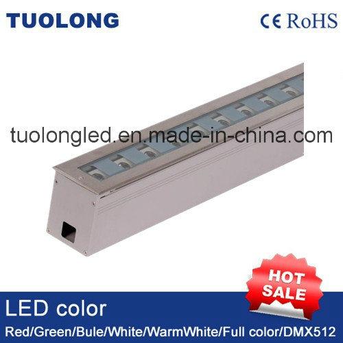 LED Linear Light Beam Angle Adjustable 18W LED Underground Light