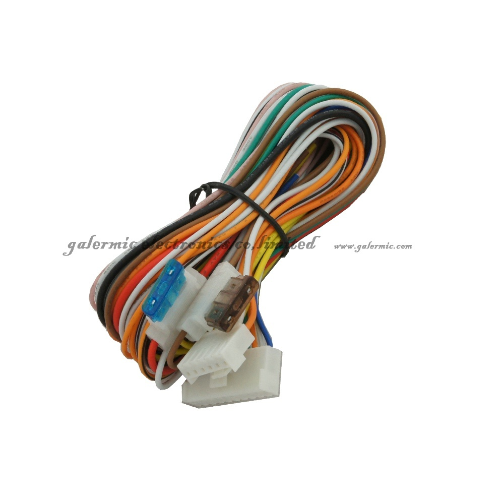 One Way Car Alarm with Support Ultrasonic Sensor System