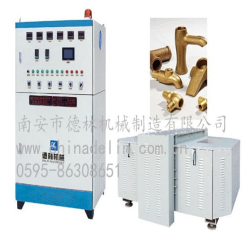 Popular Model Line-Frequency Cored Induction Furnace (90KW) and Other Types