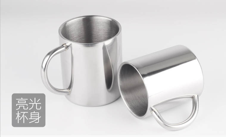 Small Steel 200ml Water Cups