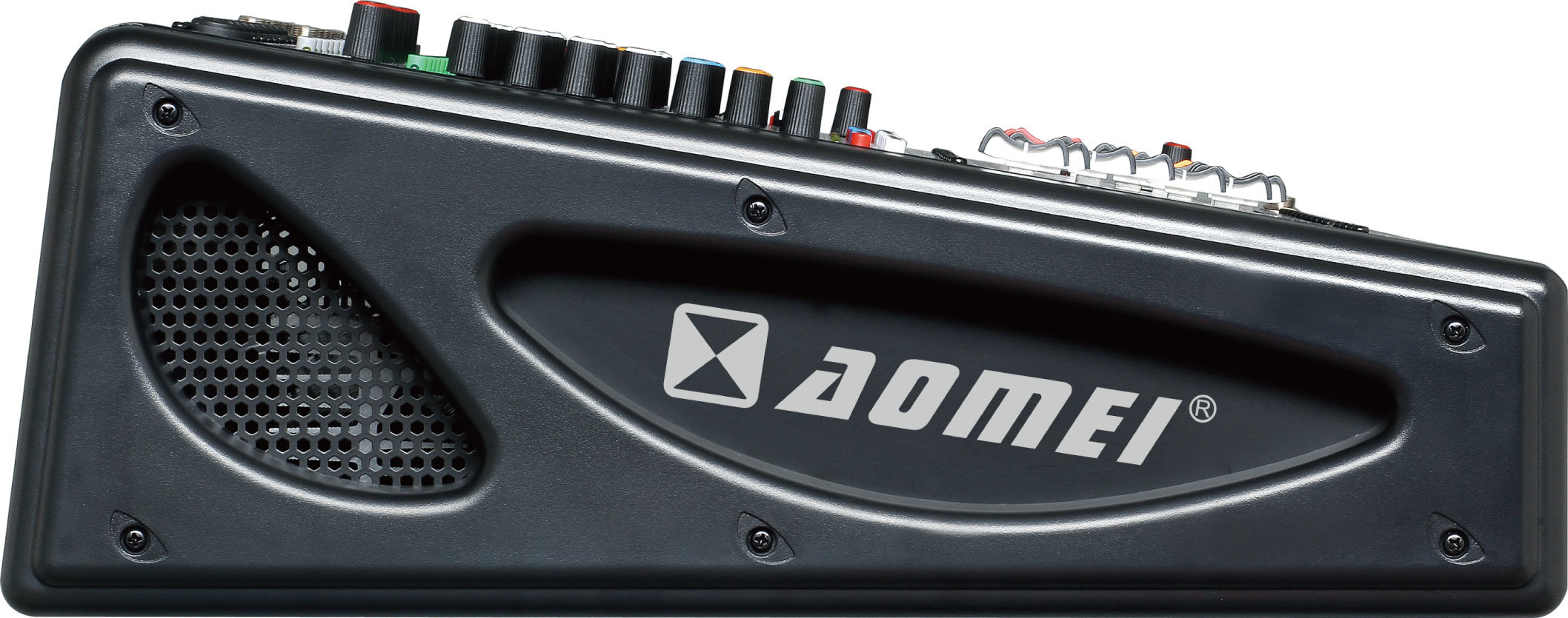 Special New Design Powered Mixer Xu8p Series Professional Amplifier