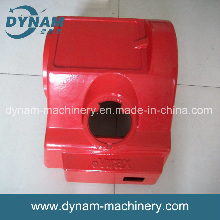 OEM Machinery Part Low Pressure Aluminium Alloy Die Casting