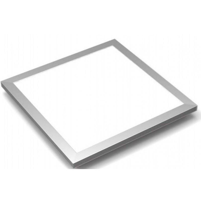 Slim Square Embedded 36W 40W 45W 48W Epistar Chip 595*595mm LED Panel Light