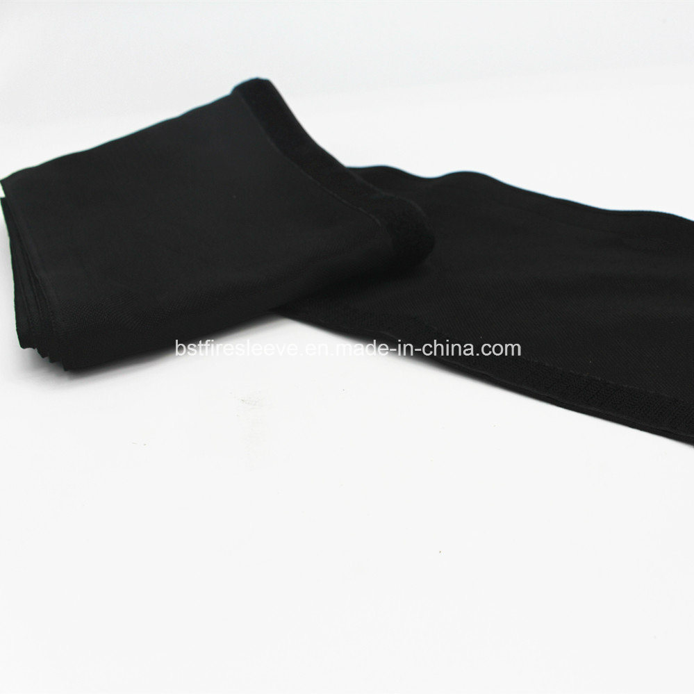 Abrasion Wear Protection Nylon Sleeve with Hook and Loop Closure