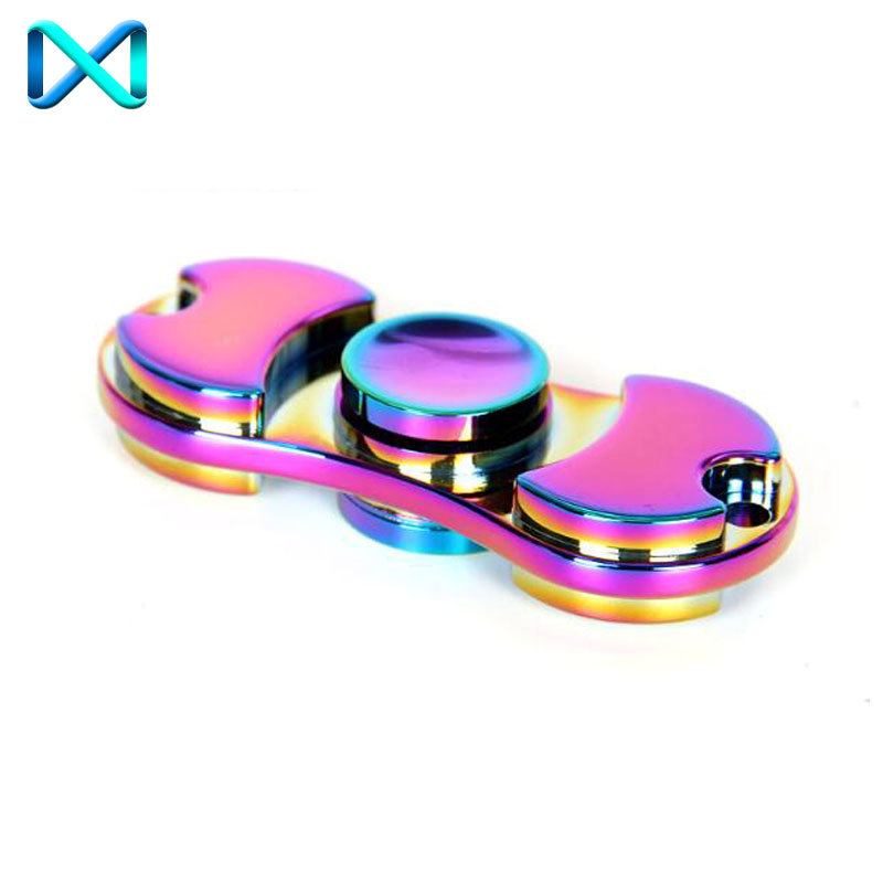 Beautiful Aluminum Alloy EDC Fidget Toy Spinner Hand Spinner