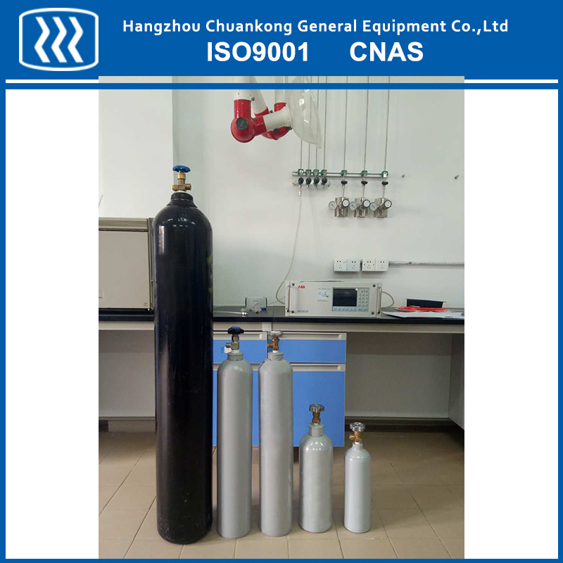 Tetramethylmethane Carbon Mono≃ IDE Methane Ethane High Purity Gas