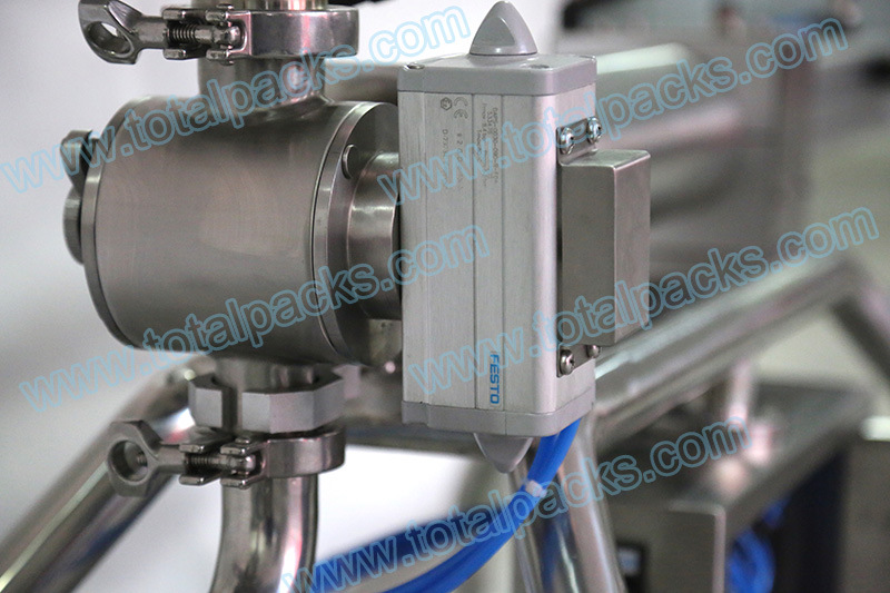 Semi-Automatic Bottle Filling Machine for Chili Sauce/Bean Sauce/Peanut Butter (PGF-150S)