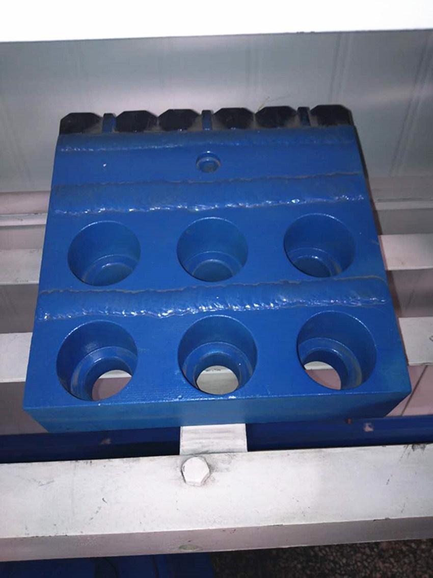 Scraper for Shield Machinery