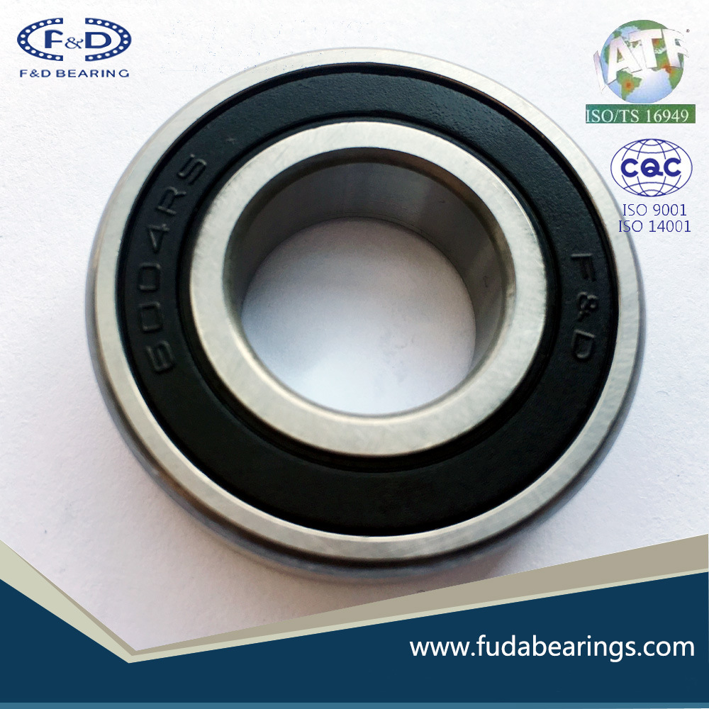 Professional OEM Service Deep Groove Ball Bearing 6004 2RS