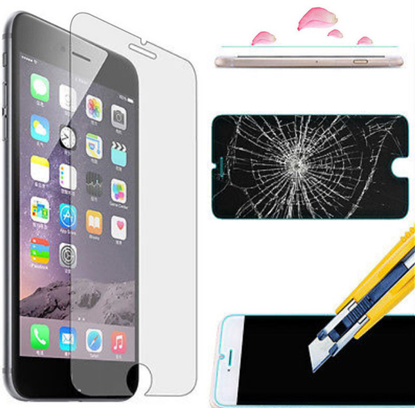 LCD Display Touch Screen Tempered Glass Screen Protector for iPhone7plus