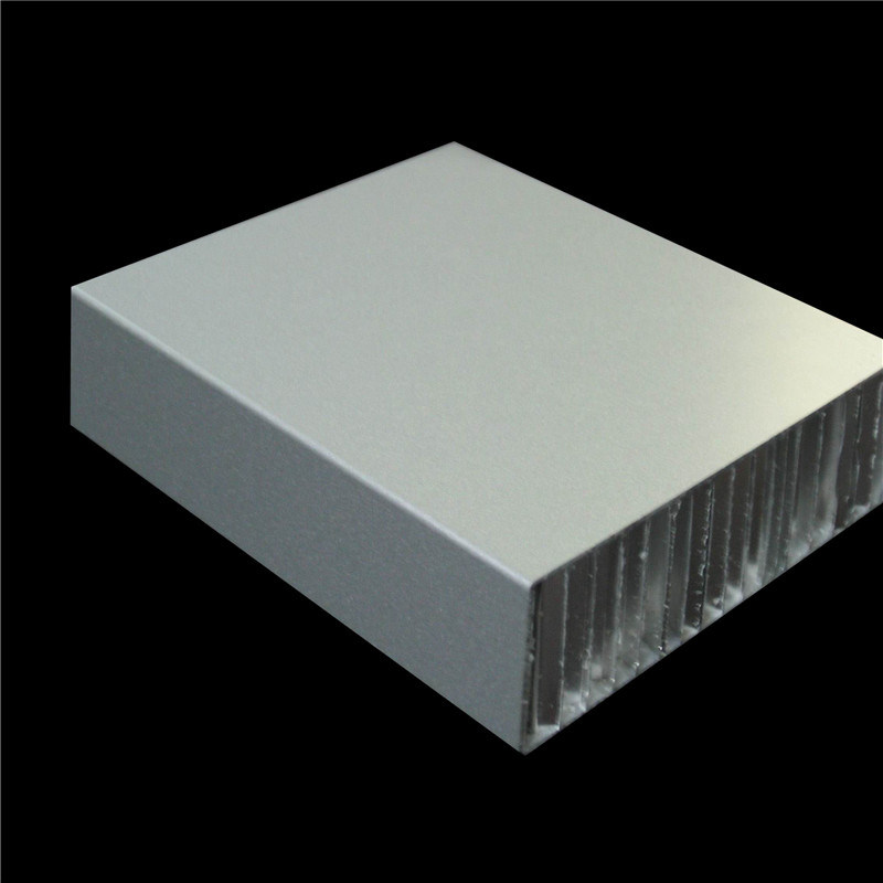 Exterior Wall Cladding Aluminum Honeycomb Panels Prices (HR743)
