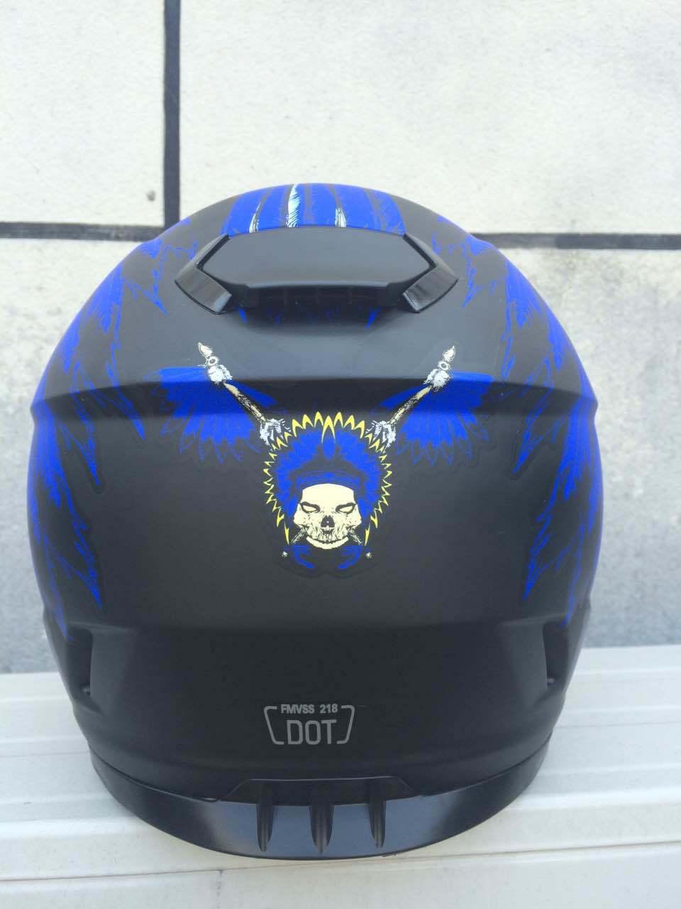 Motorcycle Helmet with ECE & DOT