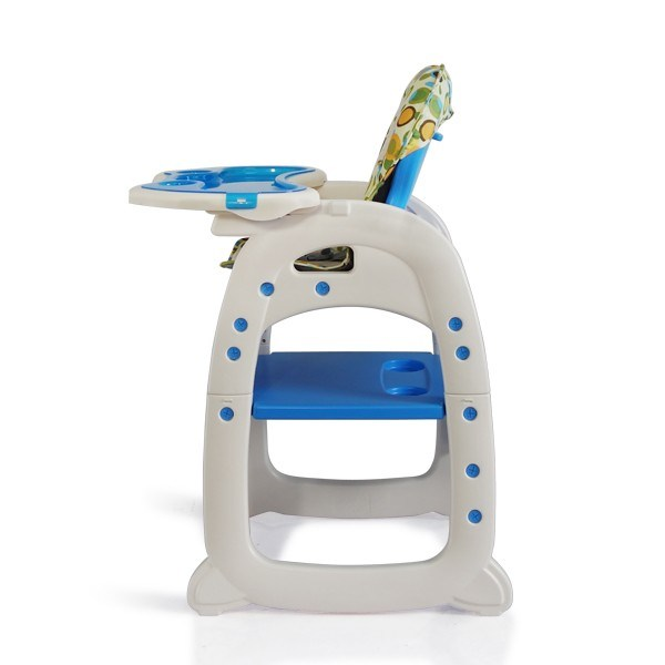 European Standard Best Personalized Plastic Baby High Chair (CA-HC550)