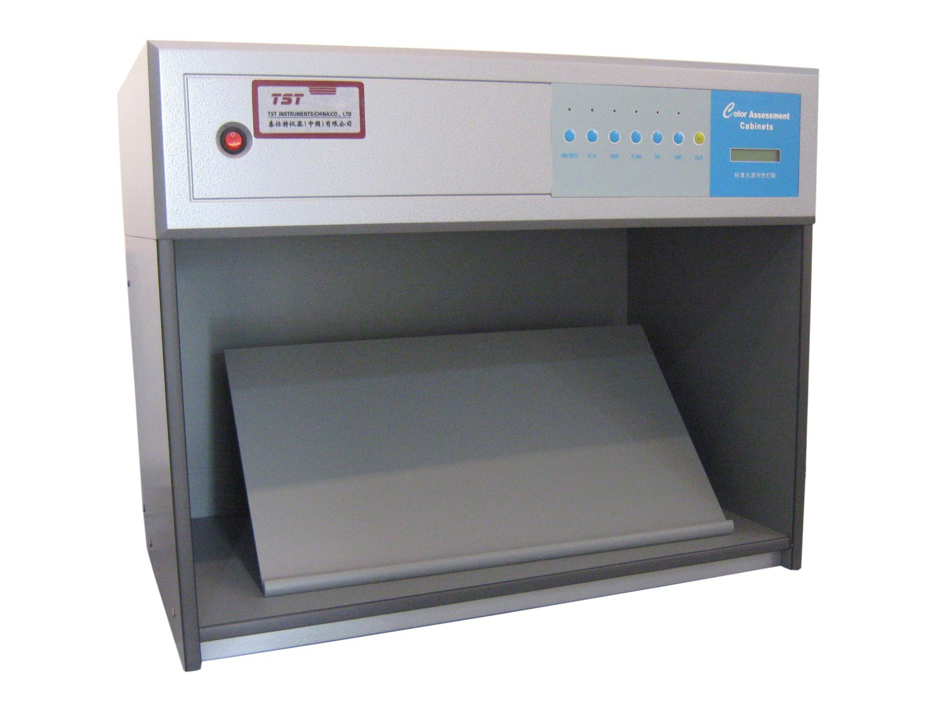 Standard Textile Five Light Color Assessment Box Cabinet