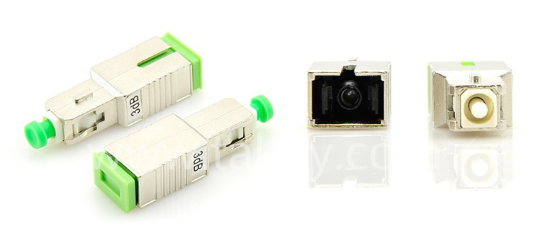 0-25dB Sc Upc APC Metal Housing Fiber Attenuator