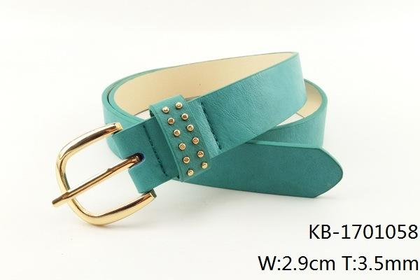 New Fashion Women PU Belt (KB-1701058)