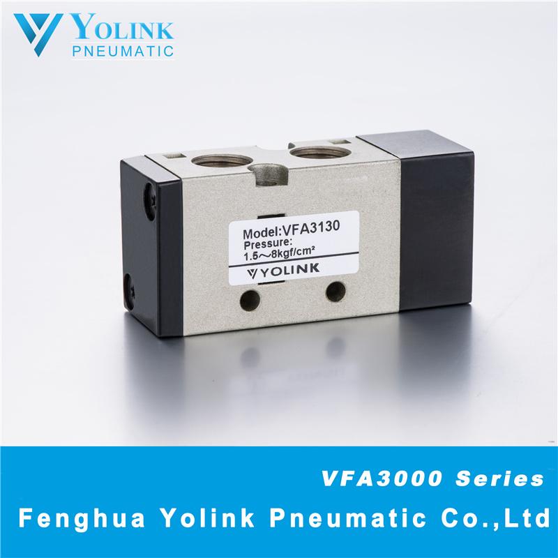 VFA3230 Series Exterior Control Pneumatic Valve