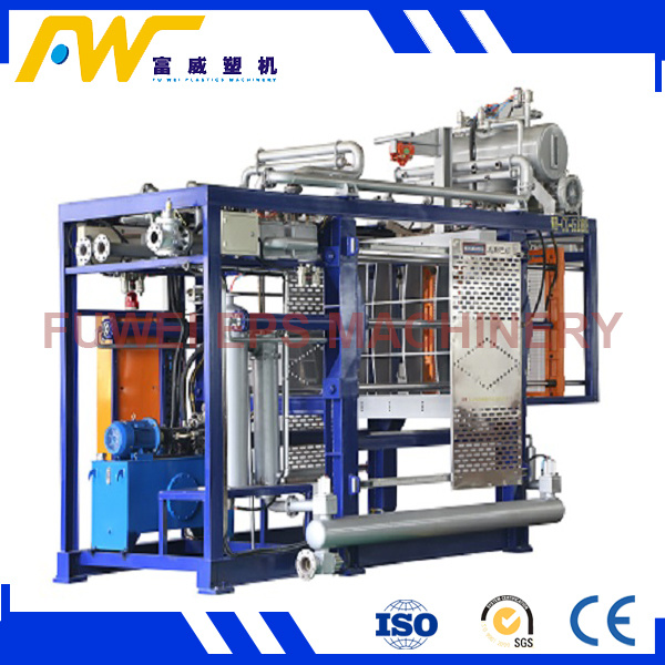 EPS Concrete Brick Machine