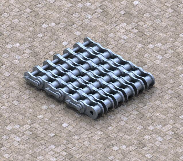 Type Oil Field Chain Roller Chain Conveyor Chain