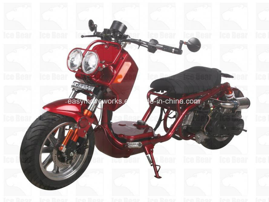 Zoomer Gen IV Motorcycle 50cc 4strokes Elec Kick Start Disc