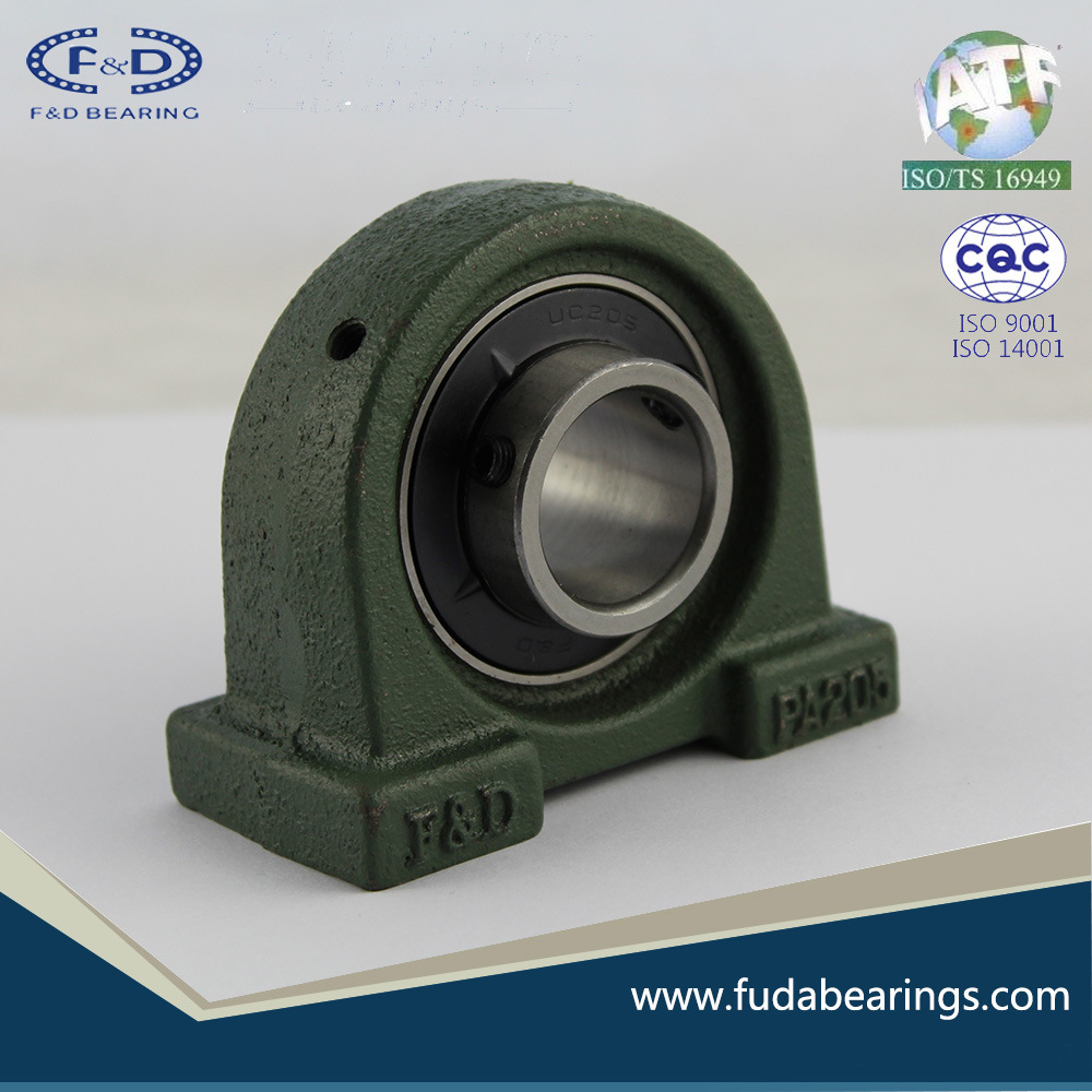 UCPA205 Pillow Block Bearing for Agricultural Machinery