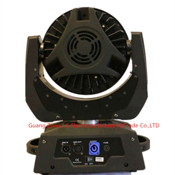 36*10W RGBW 4in1 LED Moving Head Light/ Zoom Wash Light