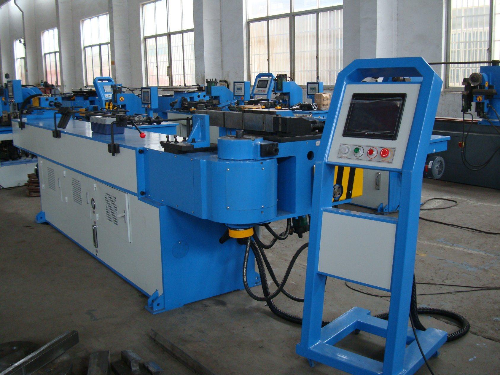 CNC Pipe Bending Machine (GM-SB-76NCB)