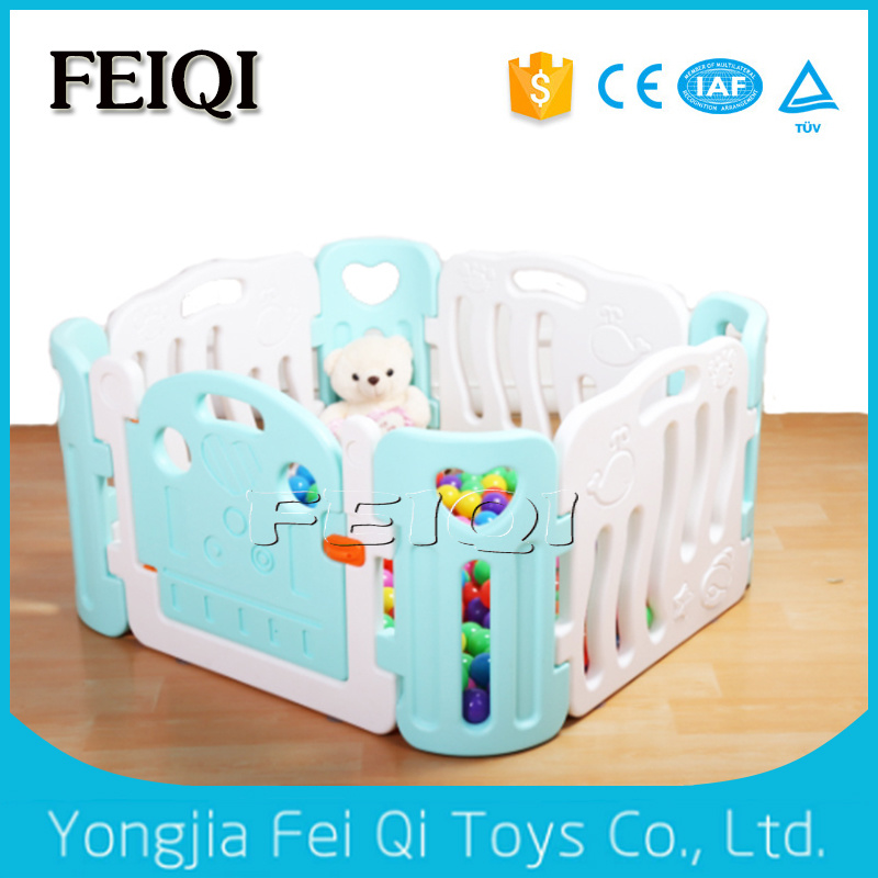 New Indoor Playground Kid Toy Baby Toy Ocean Fence Plastic Children Fence