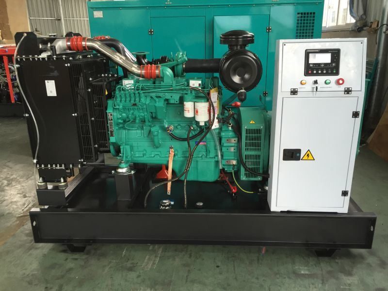 Volvo Open Diesel Generator/Volvo Open Type Diesel Generator Set (Ce/ISO9001/7 Patents Approved)