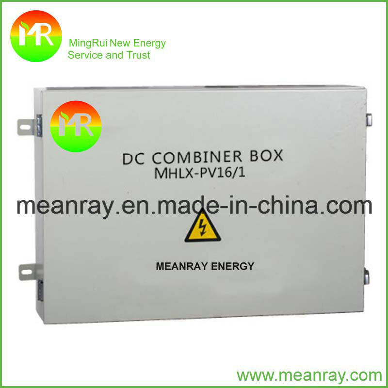 PV Junction Box with SPD and Anti-Reverse