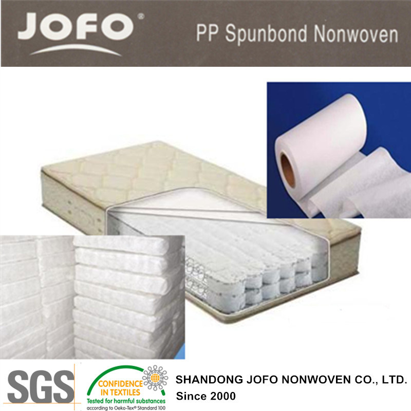 PP Spunbond Nonwoven Fabric for Sofa Spring Pocket