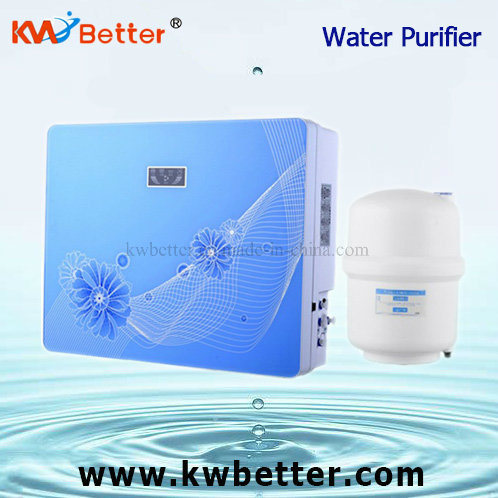 Five Stages RO Water Purifier with Sterilization Peculiar