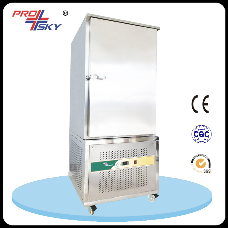 Fish Instant Blast Freezer in Thailand