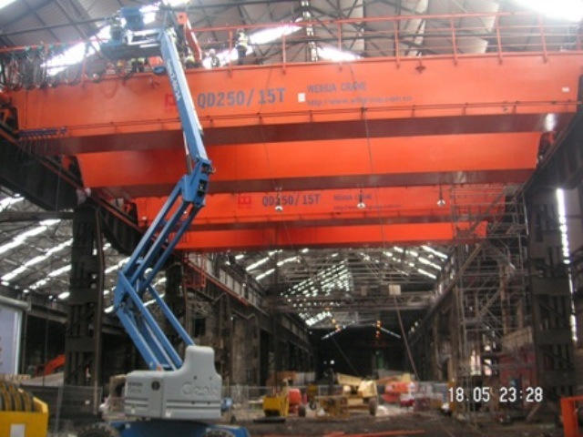 Electric Overhead Travelling Crane (Eot Crane)