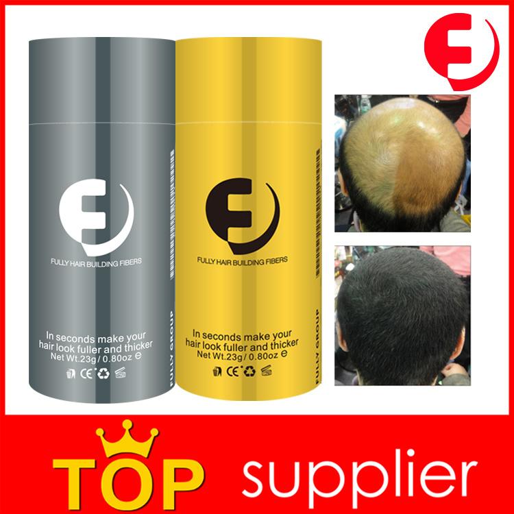 Private Label Fully Keratin Hair Building Fibers
