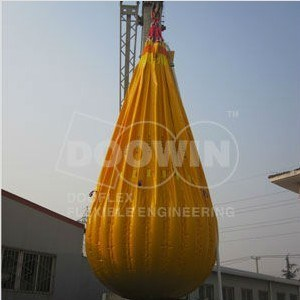 Proof Load Testing Water Weight Bags