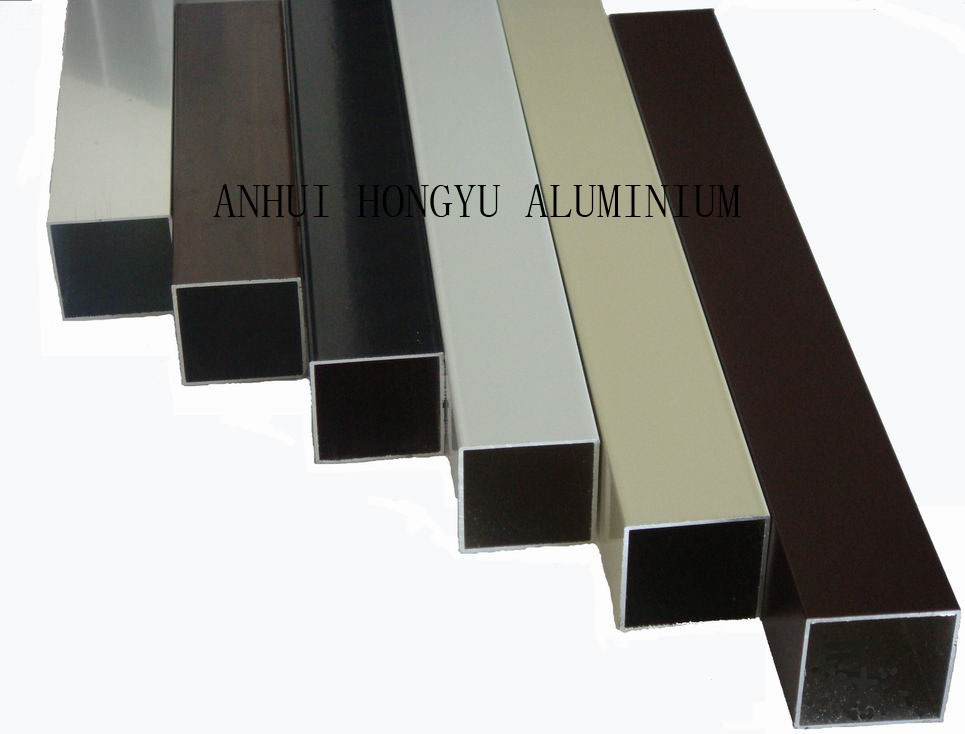 Extruded nylon tube