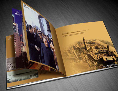 High Quality Magazine Book Printing