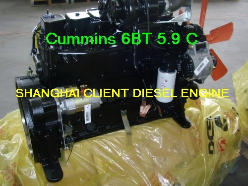Cummins Construction Engine 6bt5.9 C