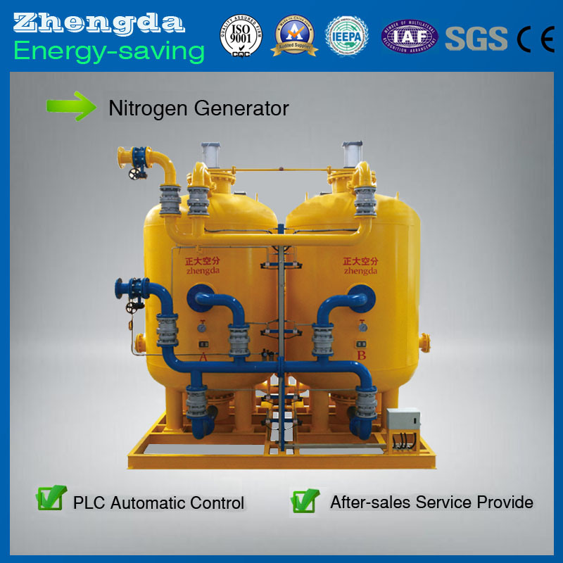 High Purity Nitrogen Production Machine for Package