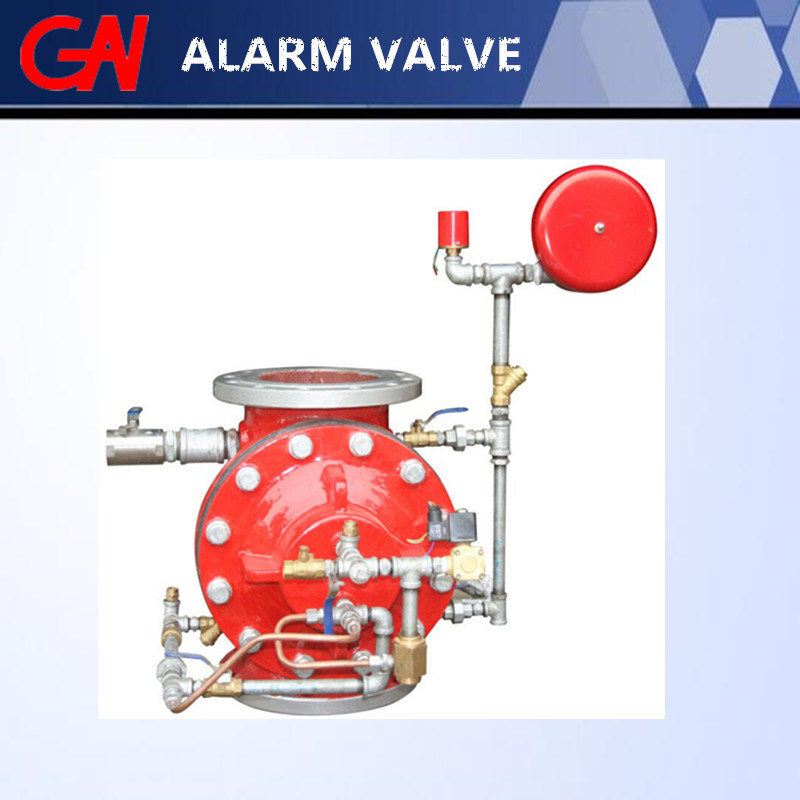 Deluge Valve in Fire Alarm System