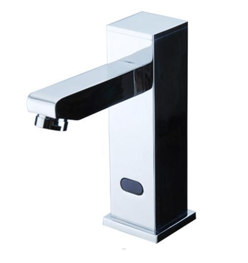 China Automatic Sensor Faucet (KF-25) - China Automatic Sensor Faucet ...