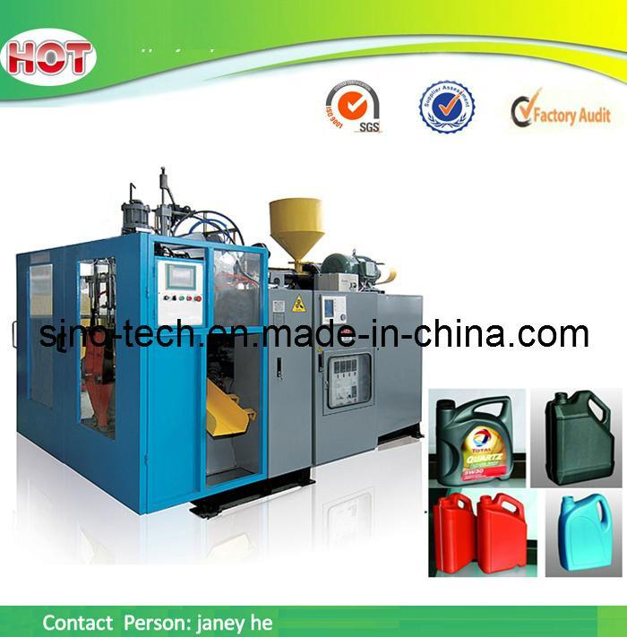 Extrusion Blow Moulding Machine (TCY series)