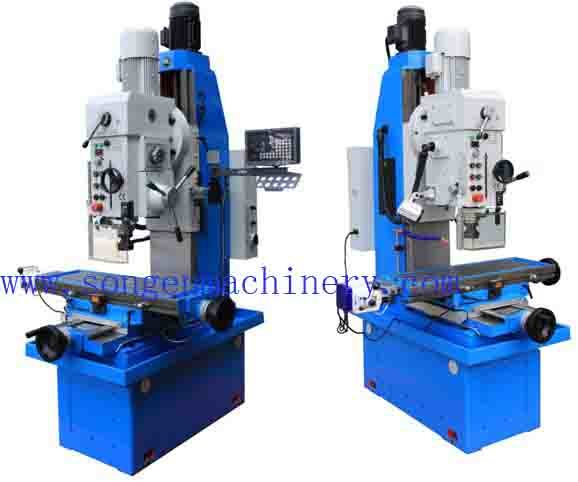 Max Drill Dia. 50mm Drilling and Milling Machine,