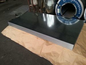 Full Hard Galvanized Steel Sheet