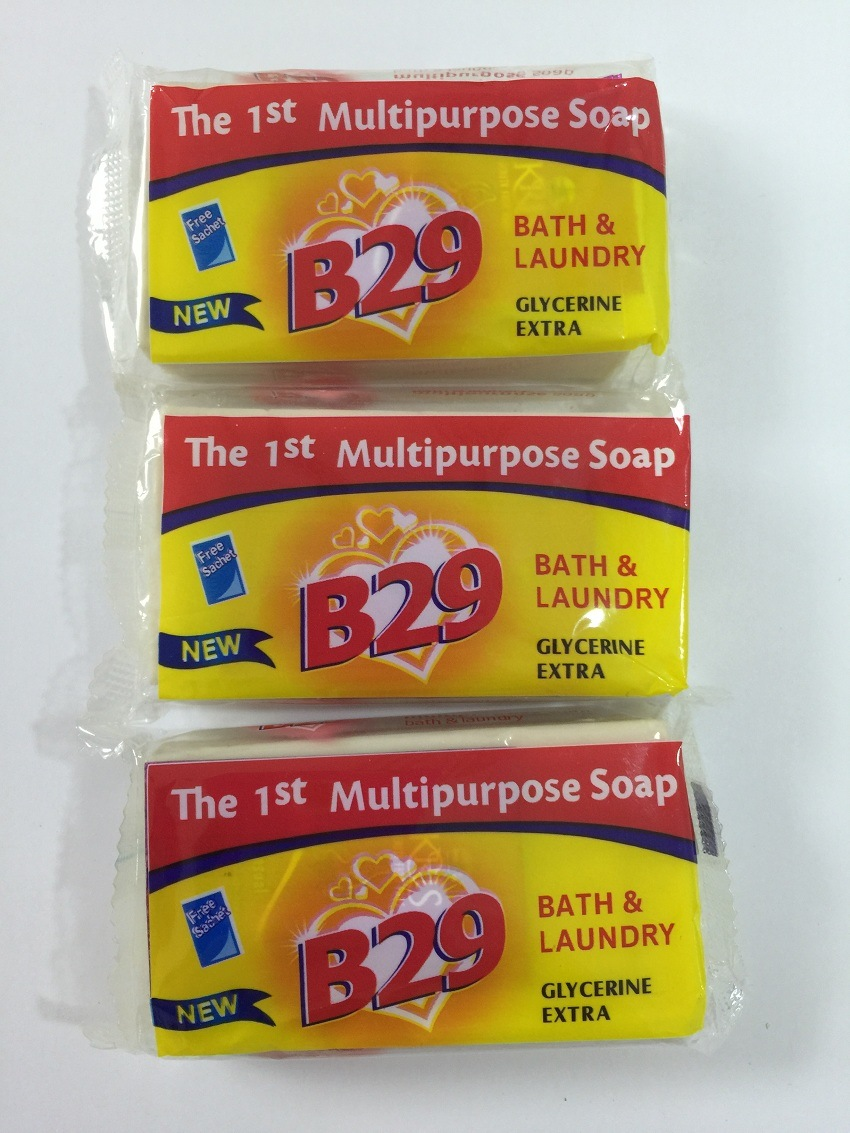 B29 (150g, 230g) for Laundry Soap, Soap Manufacturers, Wholesale Soap, Body Wash Soap, Care Soap, Skin Soap