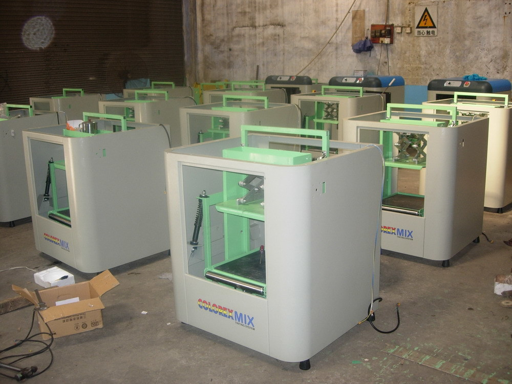 Manual Paint Shaker (JY-40A)