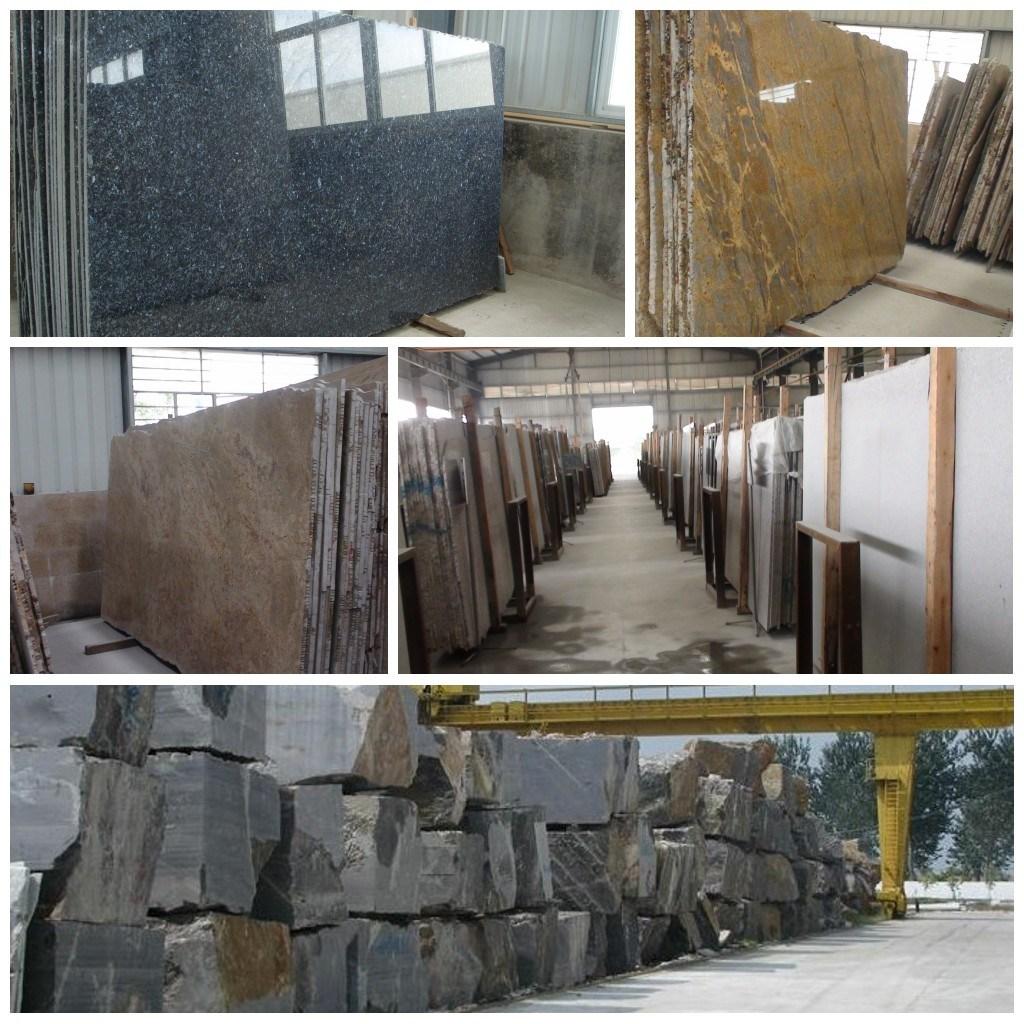 Polished / Flamed / Honed Granite Slabs