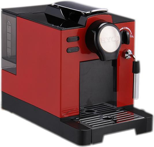 China Nespresso Capsule Coffee Machine Hec09 Red China