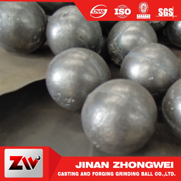 No Breakage Cast and Forged Grinding Balls for Ball Mill